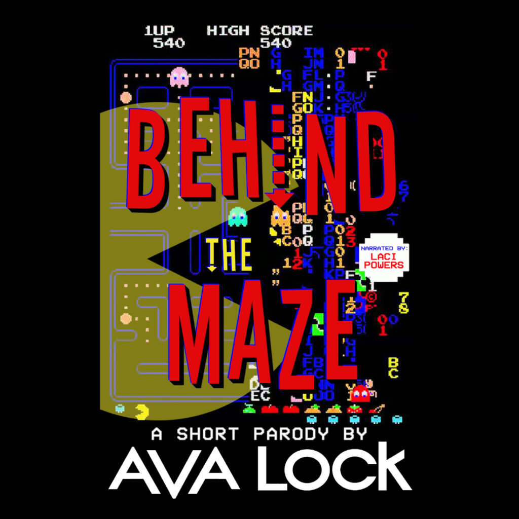Behind the Maze Cover Art