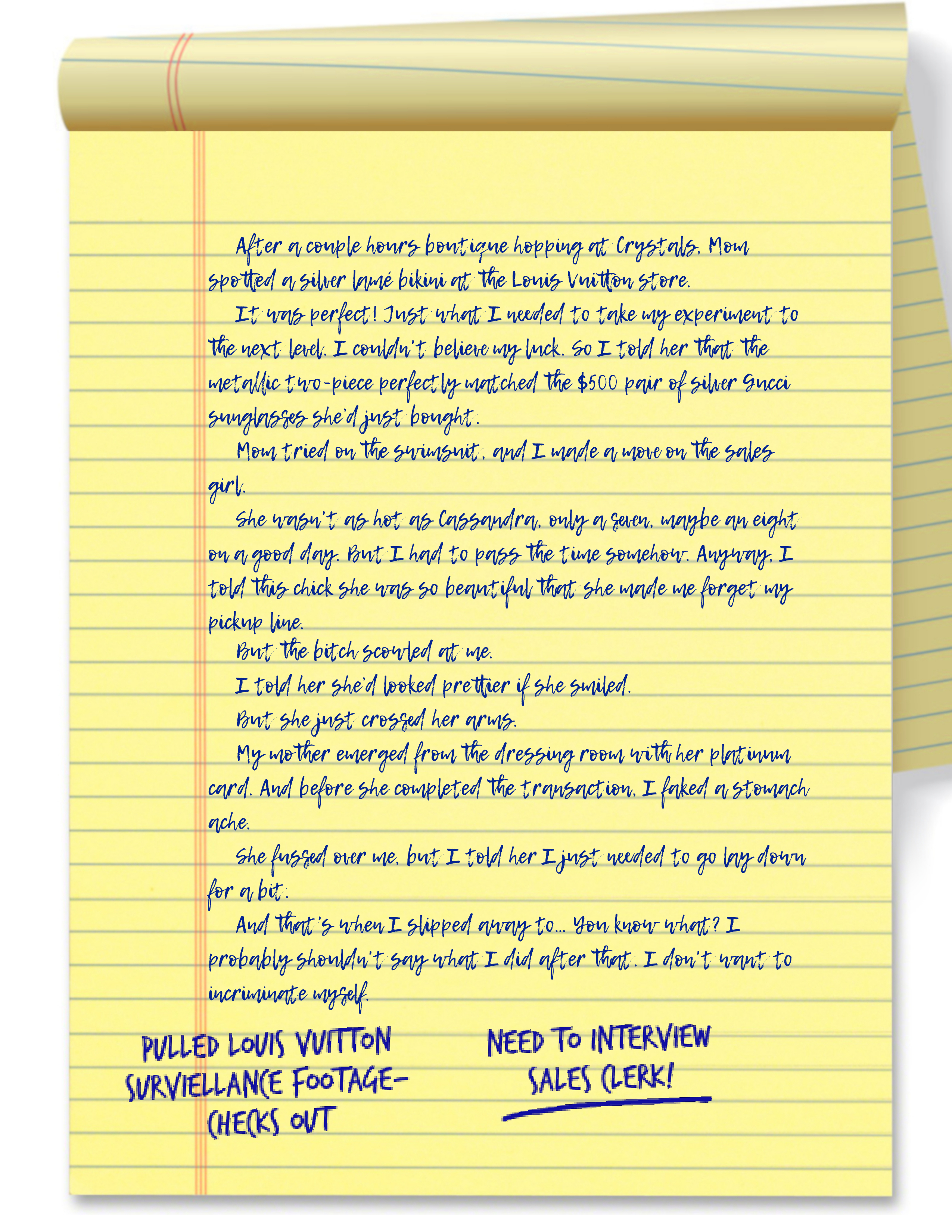The Death Ray Interviews (Page 9)