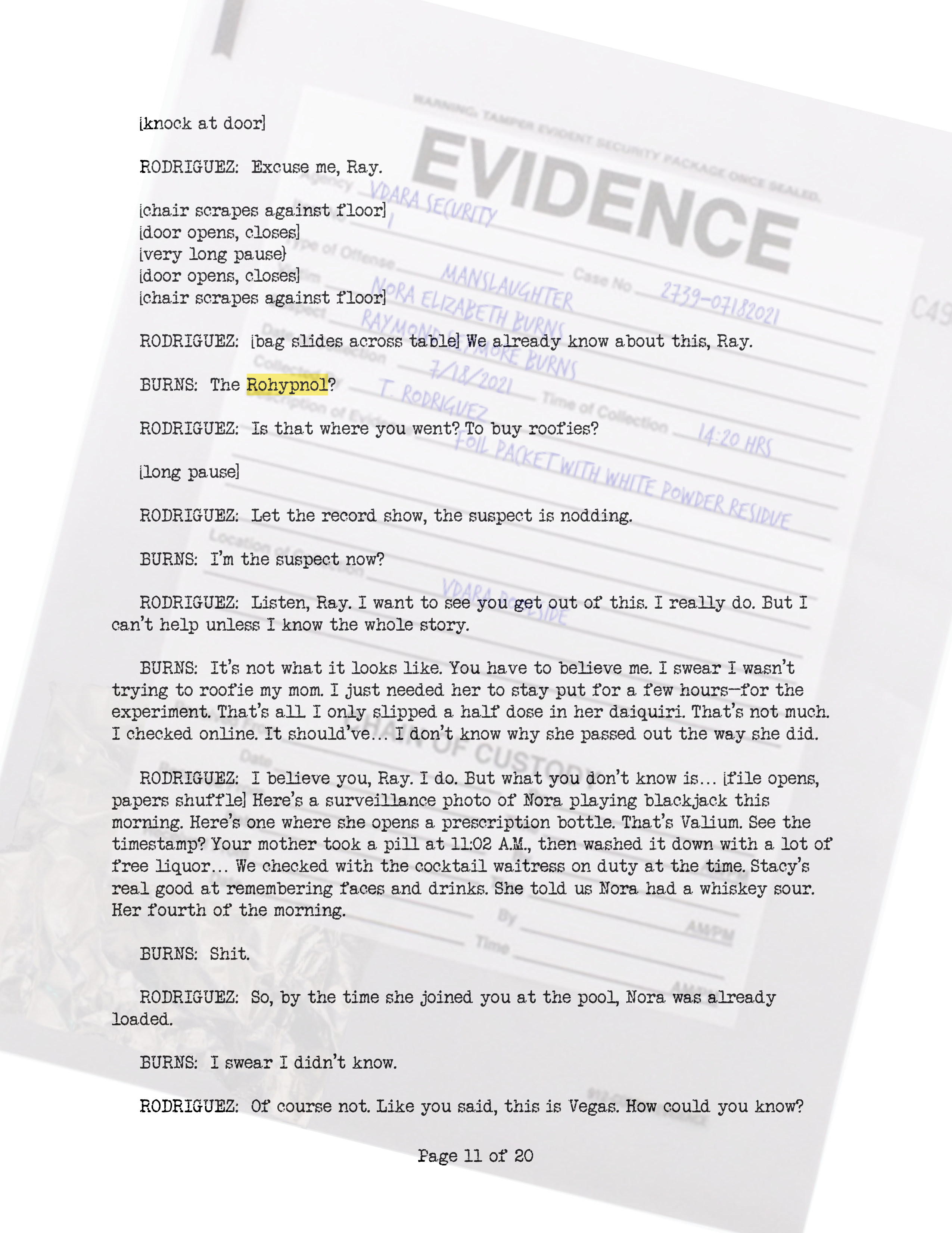 The Death Ray Interviews (Page 11)