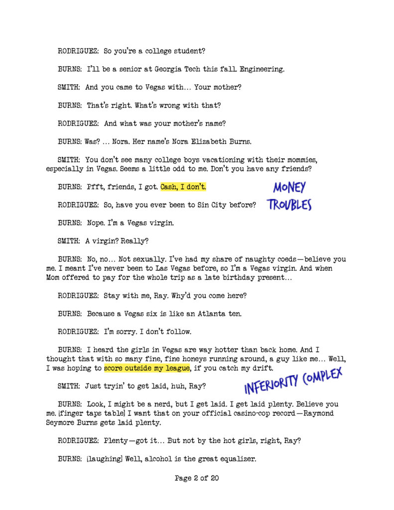 The Death Ray Interviews (Page 2)